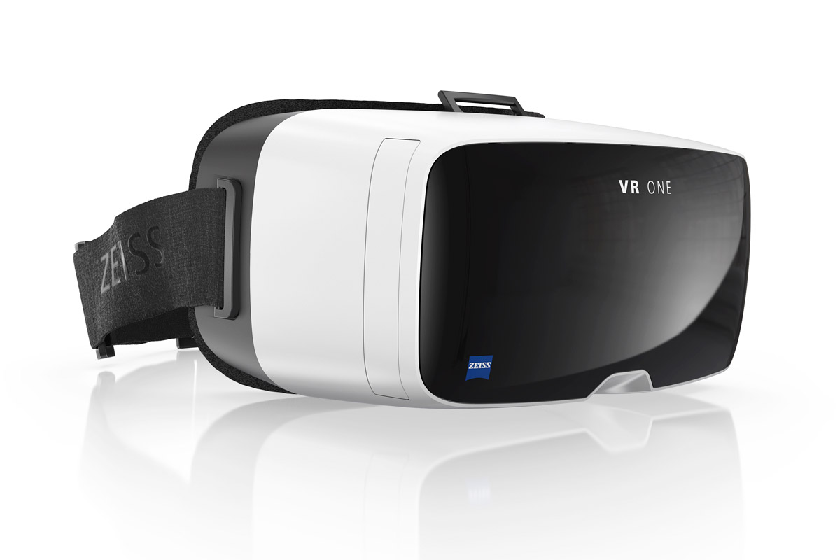 Virtual reality Zeiss VR one